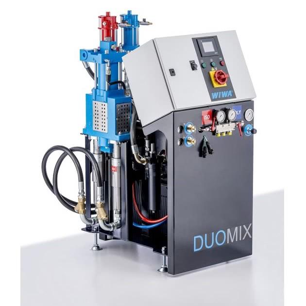 Hydrauliczny dozownik do powłok i pian Wiwa Duomix PU HX