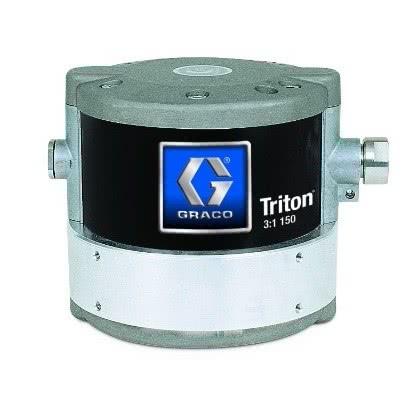 Pompa membranowa Graco Triton 3D 150