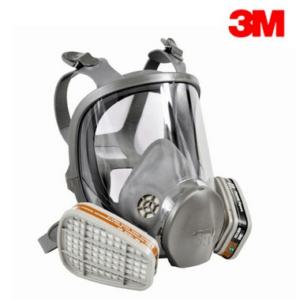Maska 3M 6000 z filtrami