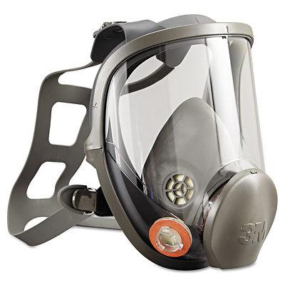 Maska całotwarzowa 3M seria 6000
