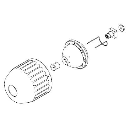 Dysze wirowe do elektrostatyki Graco