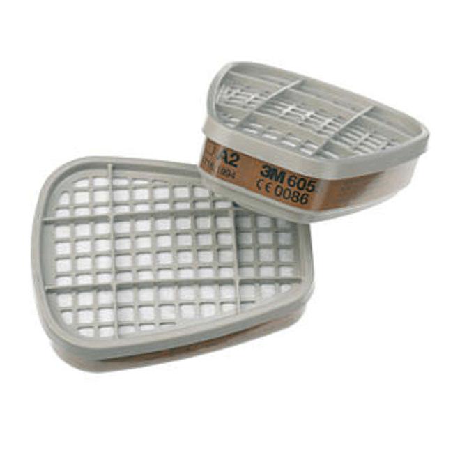 Pochłaniacze i filtry do półmaski 3M 7500 i maski 3M 6000